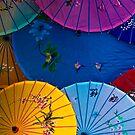 Umbrellas by Nick Alpin