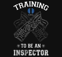 Training to be an inspector by ShadowFallen