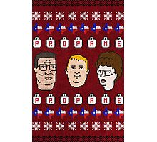 King Of the Sweaters Photographic Print
