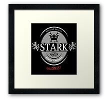 Stark Winter Porter Framed Print