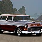 1955 Chevrolet Nomad Wagon by DaveKoontz