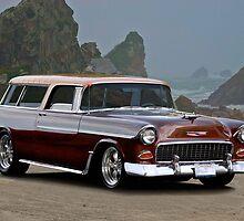 1955 Chevrolet Nomad Wagon by DaveKoontz