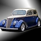1937 Ford Tudor Sedan by DaveKoontz