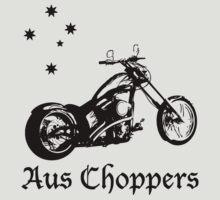 Aussie Choppers by Josh Prior