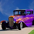1930 Ford Model A Coupe 'Old School' by DaveKoontz