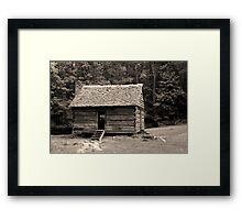 Jim Bales Place Framed Print