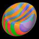 Funky beach ball by pelmof