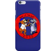 chicago's year of the goat  iPhone Case/Skin