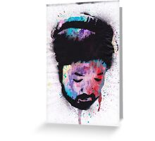 Nujabes Greeting Card
