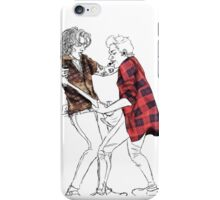 Narry on Stage iPhone Case/Skin