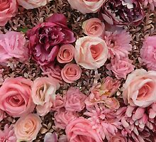 Roses are Pink by Redgilly