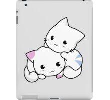 Kitty Hugs iPad Case/Skin