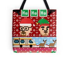 Breaking Christmas - Ugly Christmas Sweater Tote Bag