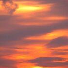 fire sky by degamelin