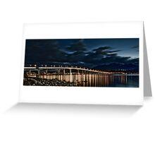 Tasman Bridge, Hobart Greeting Card