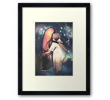 Constellations  Framed Print