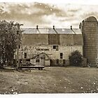 The old barn - textured by PhotosByHealy