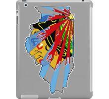 Illinois Blackhawks iPad Case/Skin