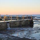 Sunrise Mona Vale Pool by Jane Wilkinson-Franssen