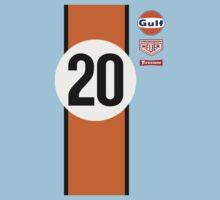 917 Le Mans Gulf 20 T-Shirt