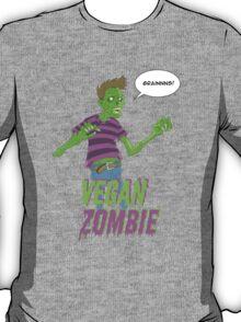 Vegan Zombie T-Shirt