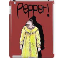 Pepper iPad Case/Skin