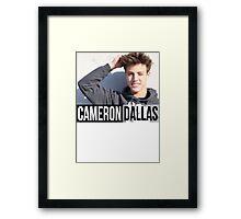 Dallas Framed Print