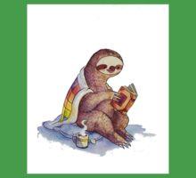 Cozy Sloth Kids Clothes