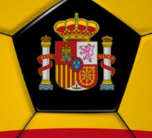 Spain - Spanish Flag - Football or Soccer Sticker