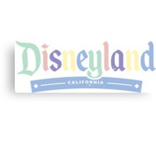 Disneyland California  Canvas Print