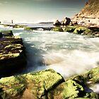 Turimetta Beach by Rachapong P.