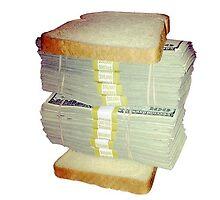 Benjamin Sandwich by g66by