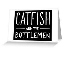 Catfish and the Bottlemen Greeting Card
