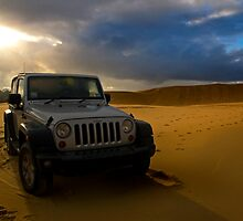 Jeep by Ben Farrell