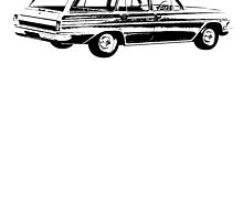 Holden EH 1964 Station Wagon by garts
