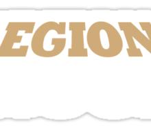 Legion of Whoom? Sticker