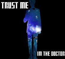 Matt Smith - Galaxy  by Kurostars
