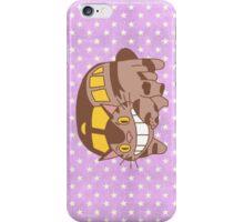 Cat Bus - Totoro iPhone Case/Skin