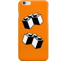 2 x 2 Brick Corner iPhone Case/Skin