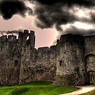 Castle Entrance by PaulHealey