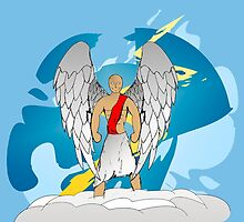 Guardian Angel by WondraBox