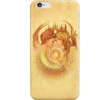 """""""The Beginning"""" from """"Love Angels"""" series iPhone Case/Skin"""