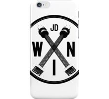 Wear In Newcastle Circle iPhone Case/Skin