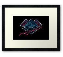 Imagination Rules the Nation Framed Print
