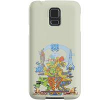 Mayan Chief Samsung Galaxy Case/Skin