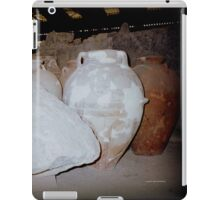 Excavations at Akrotiri iPad Case/Skin