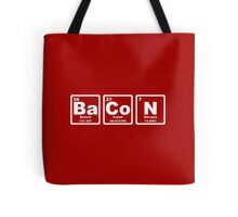 Bacon - Periodic Table Tote Bag