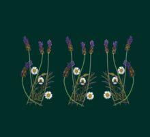 Lavender Garden tshirt by ©   Elaine van Dyk
