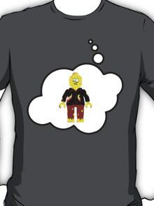 Zombie Minifig, Bubble-Tees.com T-Shirt