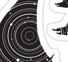 CosmicRays Sticker